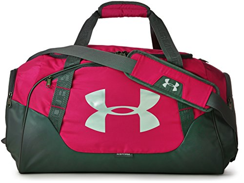 Under Armour Uni UA Undeniable Duffle 3.0 MD SPorttasche, 65 x 30 x 35 cm, Tropic Pink (Kleine Armour Under Sporttasche)