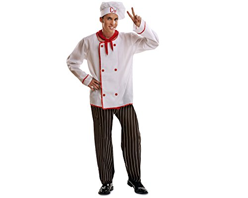 Imagen de my other me  disfraz de cocinero para hombre, m l viving costumes 201008