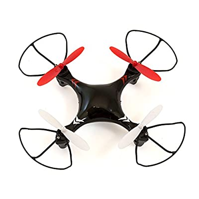 Mini Quadcopter V2 (Black)