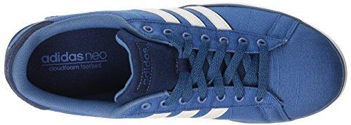 adidas Derby Vulc, Chaussures de skate homme Bleu / Gris / Bleu marine (Azucen / Griper / Maruni)