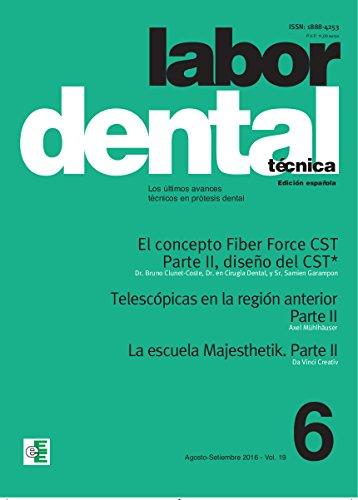 Labor Dental Técnica nº6 2016: nº6 vol.19 por Varios Autores