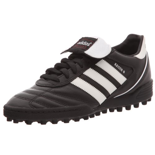 adidas Kaiser 5 Team, Chaussures de football mixte adulte, , Noir (Black/Running White Footwear 0)
