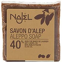 Najel - Jabon de Alepo con 40%