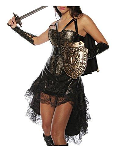 Gladiator-Kostüm von luxury & good Dessous (Girl Kostüme Gladiator)