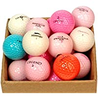 Replay Golf Elegance Lady Mix - Bolas de golf para mujer, color multicolor