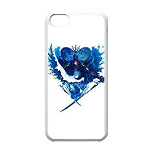 HD exquisite image for iPhone 5c Cell Phone Case White sayaka miki puella magi madoka magica Popular Anime image WUP8088076
