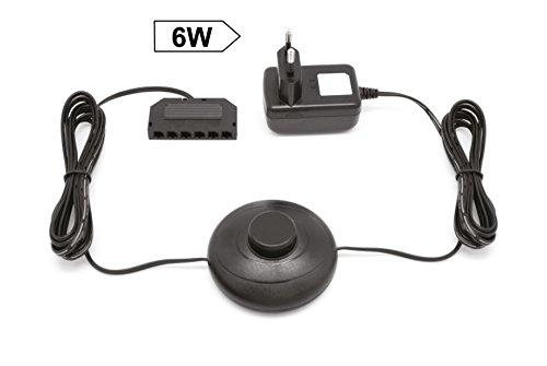 LED Transformator Driver Trafo Treiber 6 Watt / passt für unsere 12 Volt LED-Systeme