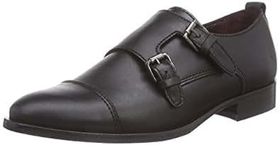 Marc O'Polo  Halbschuh, pantoufles femmes - Noir - Schwarz (990 black), Taille 40 EU
