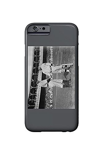 Hal Chase, NY Highlanders; John McGraw, NY Giants, Baseball Photo (iPhone 6 Cell Phone Case, Slim Barely There) -