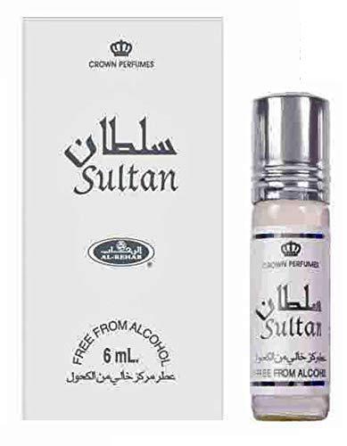 Sultan Oud Al Rehab 6ml Parfümöl hochwertig orientalisch arabisch oud misk musk -