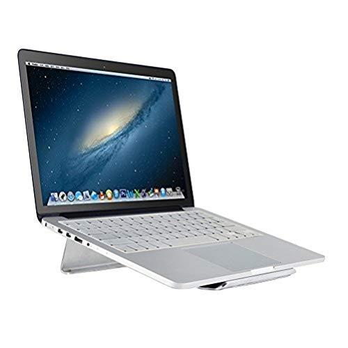 ⭐️ KLIM Elegante Soporte de sobremesa para Apple Macbook Pro y Air Aluminio [ Nueva 2019 Versión ]