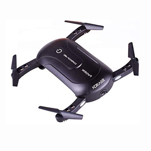 Dapei RC Drohne FPV GPS Faltbar Quadrocopter mit 200W HD Kamera und Follow me Funktion 3 Achsen Gimbal Live Übertragung mit 120 Einstellbarer Weitwinkel Kopflos Modus für Anfänger mit Zubehör Kit 200w Gps