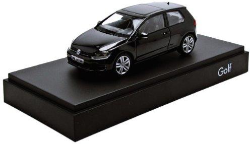 Volkswagen 5g3099300jhz model auto golf vii ante, 1: 43, deep black pearl effect