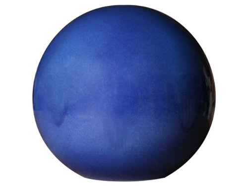 garden-ceramic-pottery-ball-in-blue-for-outdoor-use-diameter-30-cm-frost-resistant