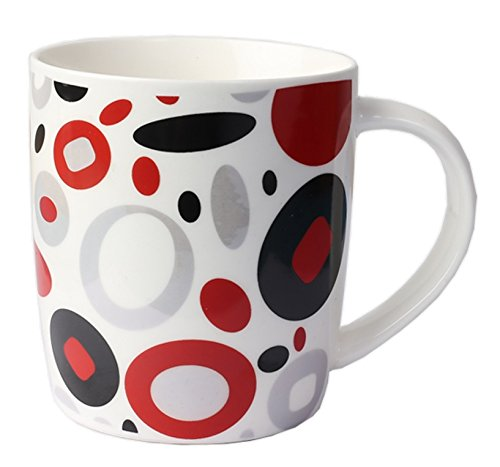 Aspirationz Milk Mug (New Bone China); 350 ml, New Bone China  available at amazon for Rs.155