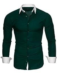 Amazon Camicie Abbigliamento Casual Camicie Camicie Uomo it wxzqp46