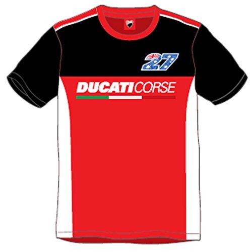 ducati-corse-casey-stoner-27-moto-gp-rouge-t-shirt-officiel-2017-x-large-111cm