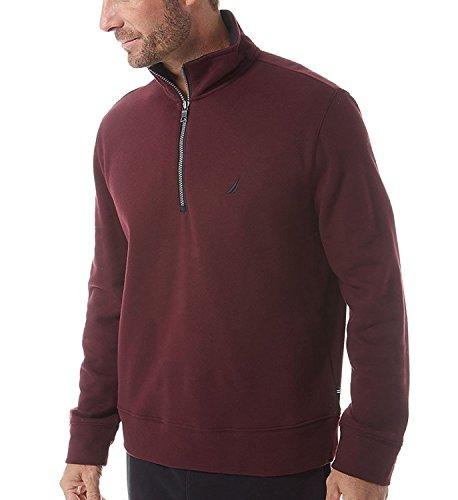 Nautica Men's 1/4 Zip Pullover (Nautica 1/4 Zip Pullover)