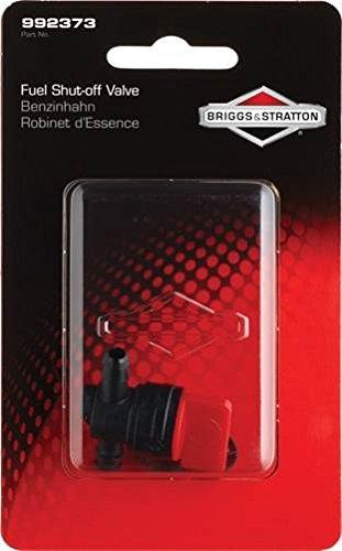 Briggs & Stratton 527122 Kraftstoff-Absperrventil 698183, schwarz -