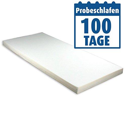 ROLLER Jugendzimmer-Federkernmatratze LMK - Natur - 90x200 cm - H2