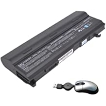 Amsahr 3465u -11 12 Cell 8800 mAh batería de repuesto para Toshiba PA3465U-1BRS, PABAS069