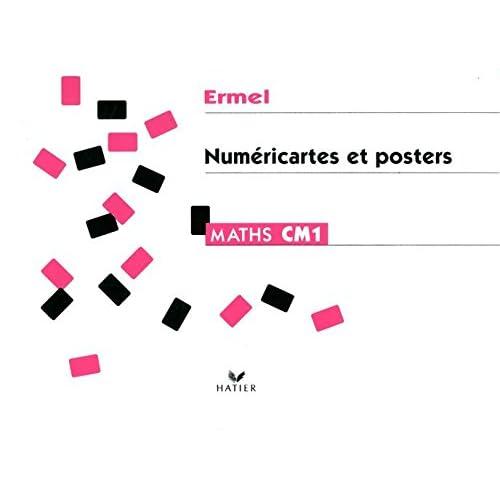 Maths CM1 : Numéricartes et posters