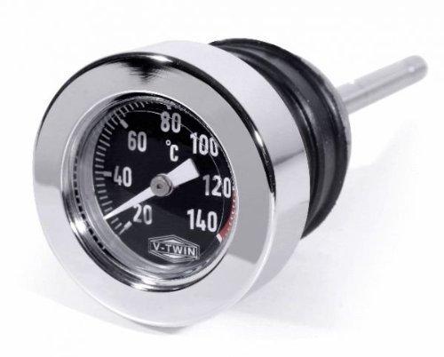 Twin Cam Harley (Öl Temperatur Sonde für Harley Twin Cam Softail, Thermometer (Celsius))