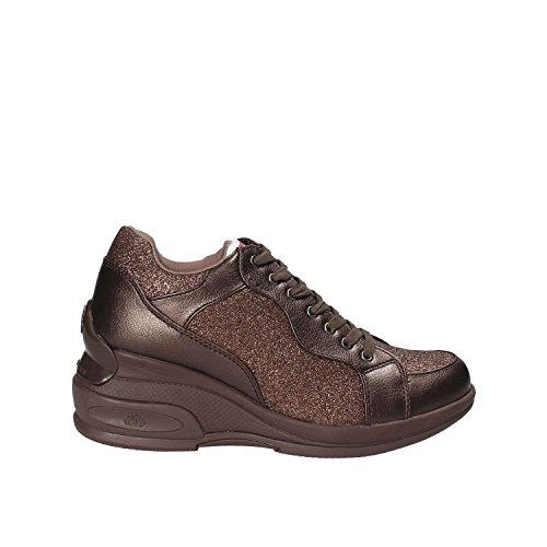 FORNARINA PI18DY1075 Sneakers Femme Bronze 40