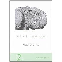 Fósiles de la provincia de Jaén (Jaén en el Bolsillo)