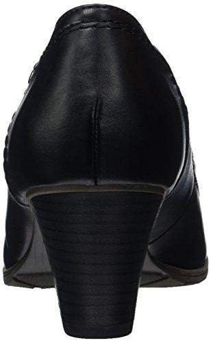Softline  22460, Escarpins femme Noir (Black 001)