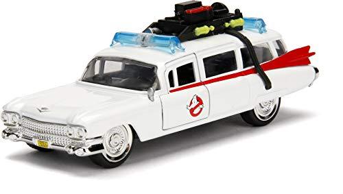 Jada JA99541 1:32 Ghostbusters ECTO-1, Blanco
