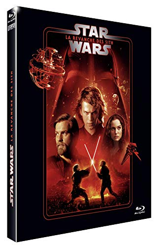 Star wars, épisode III : la revanche des sith [Blu-ray] [FR Import]