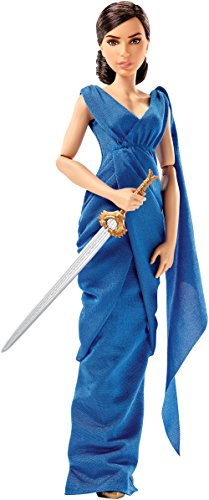 DC Comics FDF35 Battle-Ready Wonder Woman Puppe, Actionfigur, bereit für den Kampf (Womens 12)