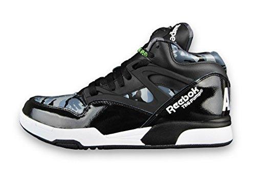 Reebok x Aape Pump Omni Lite Camo Black Camo Black White