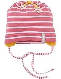 Sterntaler Baby-Mädchen Mütze Zipfelmütze