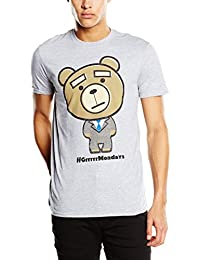 Plastic Head Ted 2 Grrrrmondays - T-shirt - Homme