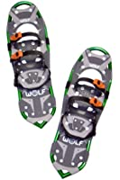 WOLF NATURE 25, WOMEN'S touring snowshoes , 21 x 64 cm, up to 80 kg