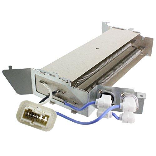 Spares2go elemento calefactor para Beko DV6110