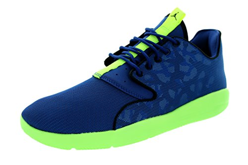 Jordan Eclipse Synthétique Baskets Insignia Blue-Ghst Grn-Sr-Blk