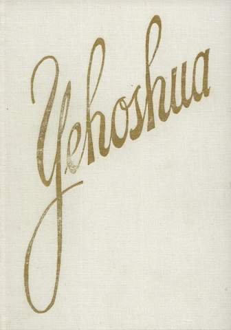 Yehoschua. Das Leben Jesus. In deutscher Sprache herausgegeben von Dr. Otto Rauth.
