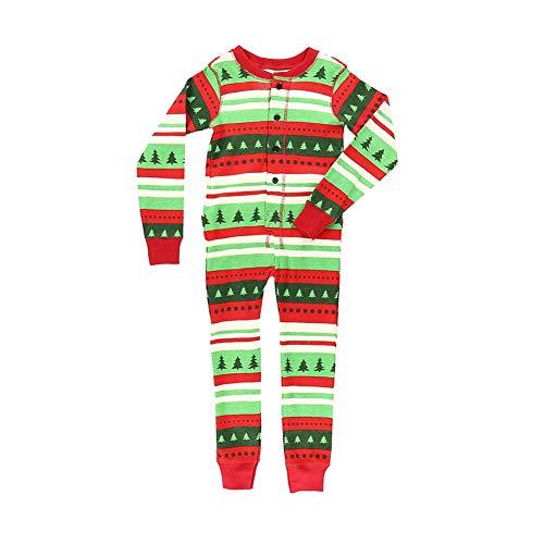 Zhuhaixmy Flapjacks Onesie Weihnachten Familie Matching Pyjama - Erwachsene Kinder und Säugling PJs Xmas Feiertag Schlafanzüge Einteilig Nachtwäsche
