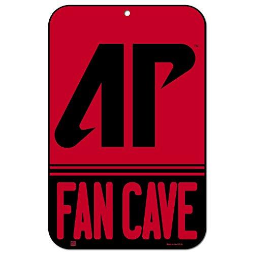Wincraft Snack-Schale Austin Peay Gouverneure Offiziellen NCAA 27,9x 43,2cm Fan Cave Kunststoff Wand Sich, 11x 17von Waschtisch -