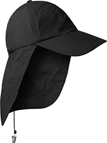 normani Basecap Cap Cappie Unisex Safari-Cap Nackenschutz Männer Frauen Herren Damen...