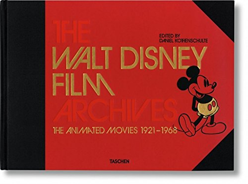 Das Walt Disney Filmarchiv. Die Animationsfilme 1921–1968 - Partnerlink