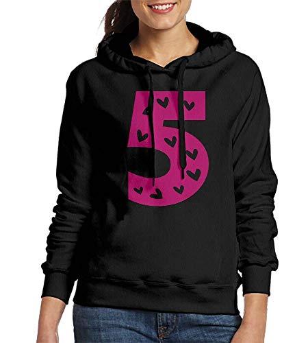 Sweatshirt Number 5 Hoodies Sweatshirt