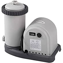 Intex Cartridge Filter System Type Optimo 5700, Grey, 5.678L/H/W, 230V