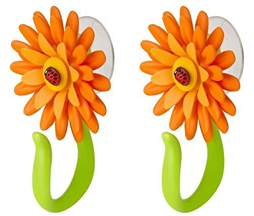 VIGAR Flower Power Gancho con Ventosa