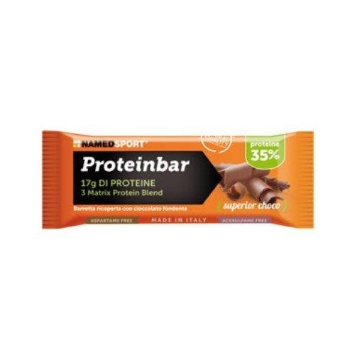 Namedsport Proteinbar 12 barrette da 50 g (Frutti di bosco) - 41biKUXAvsL
