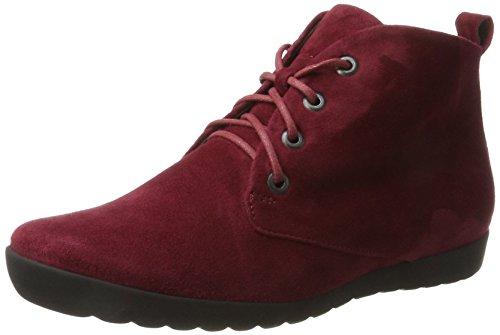 Think Damen ANNI_181053 Desert Boots, Rot (Cranberry 73), 40 EU