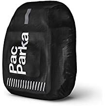 PacParka - Backpack Raincover - Colour INK (Black)